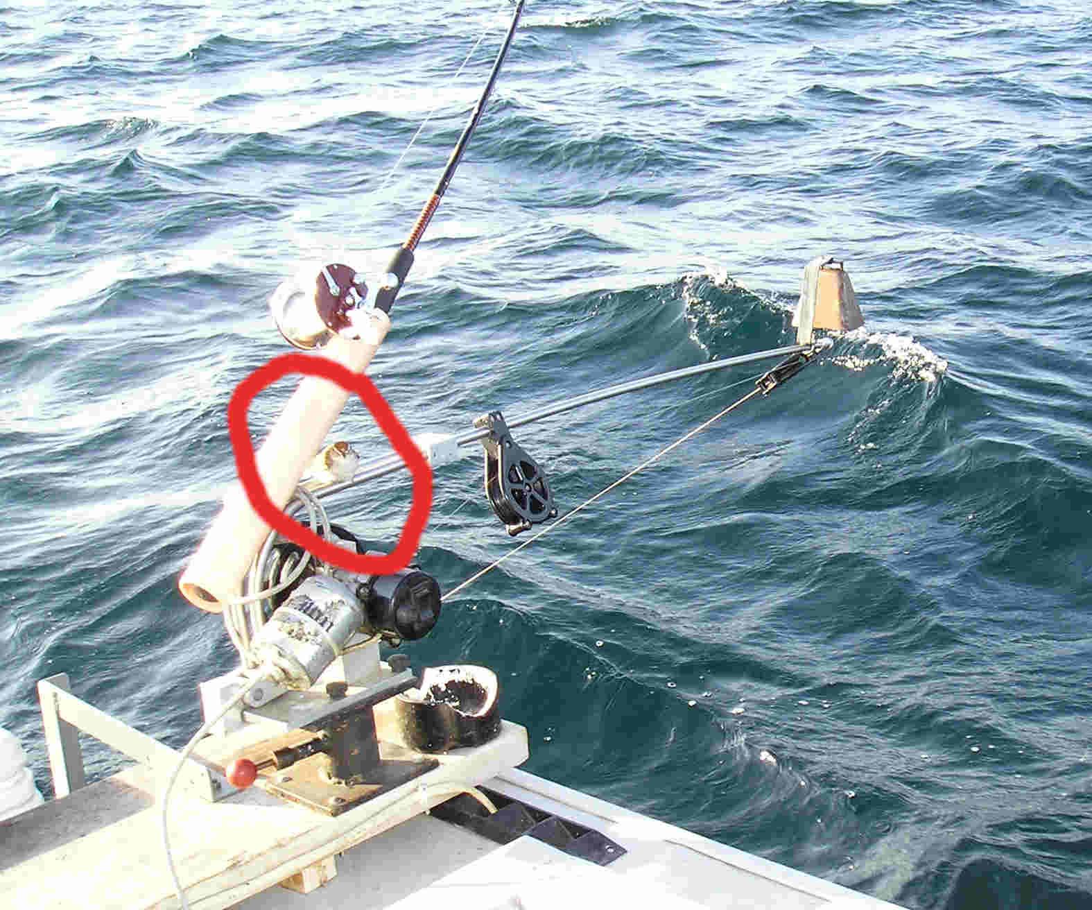 Joe 39 s 2006 lake superior fishing report for Fishing lake superior